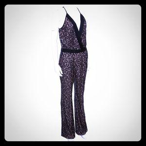 Diane Von Furstenberg Lace Jumpsuit